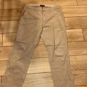 Banana republic 34X30 Aidan chinos
